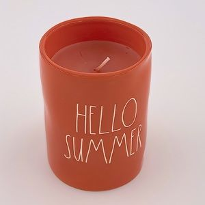 Rae Dunn By Magenta Java Hello Summer Candle
